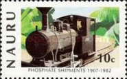 [The 75th Anniversary of Phosphate Shipments, type GP]