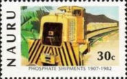 [The 75th Anniversary of Phosphate Shipments, type GQ]