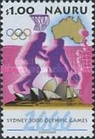 [Olympic Games - Sydney, Australia, type PW]