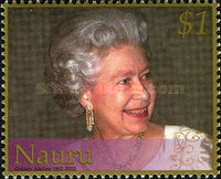 [The 50th Anniversary of the Accession of Queen Elizabeth II, type QI]