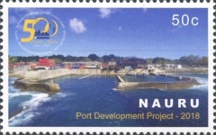 [The 50th Anniversary of Independence - Port Development Projekt, type XM]