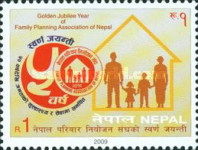 [The 50th Anniversary of the FPAN - Family Planning Association, type AEF]