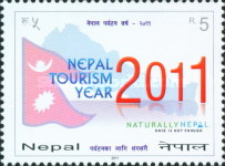 [National Tourism Year 2011, type AFX]
