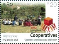 [International Year of Cooperatives, Typ AHQ]