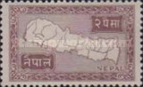 [Map of Nepal, type T]