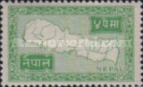[Map of Nepal, type T1]