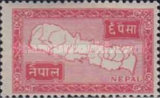 [Map of Nepal, type T2]