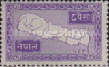 [Map of Nepal, type T3]