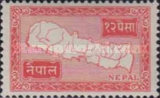 [Map of Nepal, type T4]
