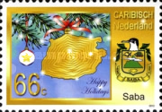 [Christmas Stamps, type AM]