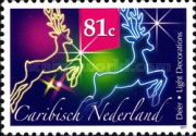 [Christmas Stamps, type T]