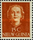 [Queen Juliana, type B]