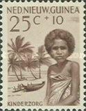 [Charity Stamps, type K1]