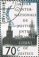 [International Court of Justice - Peace Palace - New Values, Typ G10]