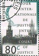 [International Court of Justice - Peace Palace - New Values, Typ G11]