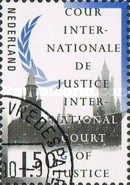 [International Court of Justice - Peace Palace - New Values, Typ G4]