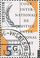 [International Court of Justice - Peace Palace - New Values, Typ H1]