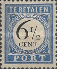 [Postage Due Stamps - New Color, type B17]