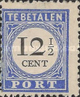 [Postage Due Stamps - New Color, type B20]