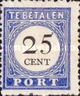 [Postage Due Stamps - New Color, type B23]