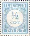 [Postage Due Stamps - New Color, type B24]