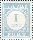 [Postage Due Stamps - New Color, type B25]
