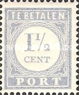 [Postage Due Stamps - New Color, type B26]
