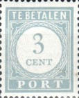 [Postage Due Stamps - New Color, type B28]