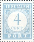 [Postage Due Stamps - New Color, type B29]
