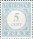 [Postage Due Stamps - New Color, type B30]