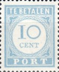 [Postage Due Stamps - New Color, type B32]