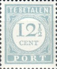 [Postage Due Stamps - New Color, type B33]