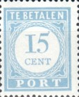 [Postage Due Stamps - New Color, type B34]