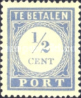 [Postage Due Stamps - Different Perforation, Typ B36]