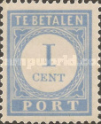 [Postage Due Stamps - Different Perforation, Typ B37]
