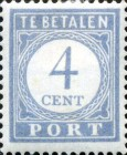 [Postage Due Stamps - Different Perforation, Typ B40]