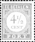 [Postage Due Stamps - New Values, type B45]