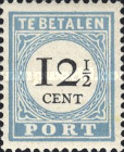 [Postage Due Stamps - New Design, type B5]