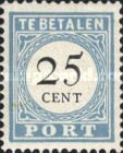 [Postage Due Stamps - New Design, type B8]