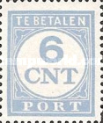 [Postage Due Stamps - Different Perforation, Typ J10]