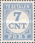 [Postage Due Stamps - Different Perforation, Typ J11]