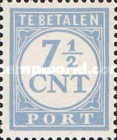 [Postage Due Stamps - Different Perforation, Typ J12]