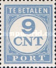 [Postage Due Stamps - Different Perforation, Typ J14]