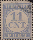 [Postage Due Stamps - Different Perforation, Typ J15]