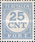 [Postage Due Stamps - Different Perforation, Typ J16]