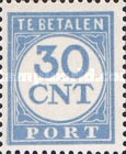 [Postage Due Stamps - Different Perforation, Typ J17]