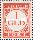 [Postage Due Stamps - Different Perforation, Typ J18]