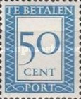 [postage Due Stamps - New Design, Typ K18]
