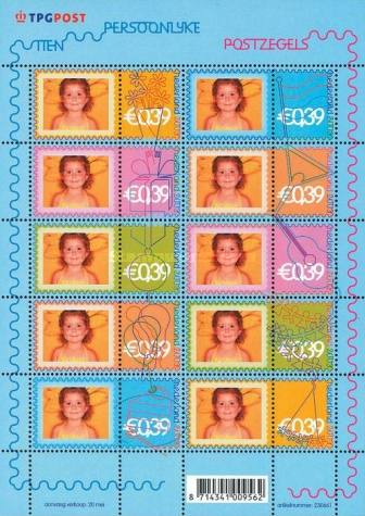 [Greeting Stamps, Typ ]
