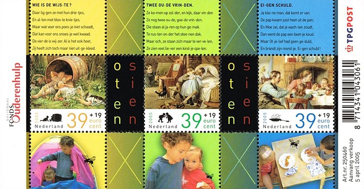 [Summerstamps -The 100th Anniversary of the Book, Ot en Sien, Typ ]